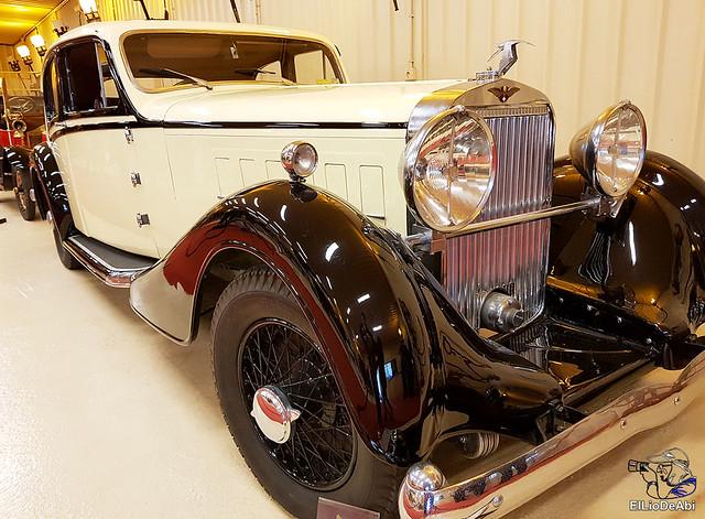 los Rolls Royce y otros clásicos de la Torre de Loizaga 3