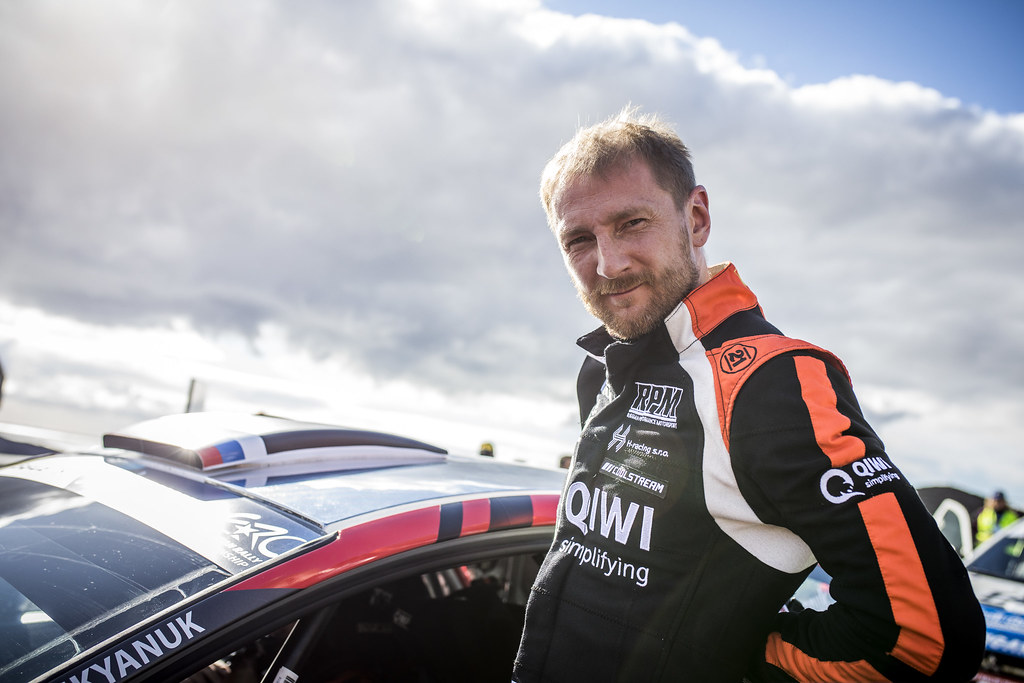 LUKYANUK Alexey (rus), ARNAUTOV Alexey (rus), Russian Performance Motorsport, FORD FIESTA R5, portrait during the 2018 European Rally Championship ERC Rally Islas Canarias, El Corte Inglés,  from May 3 to 5, at Las Palmas, Spain - Photo Gregory Lenormand / DPPI