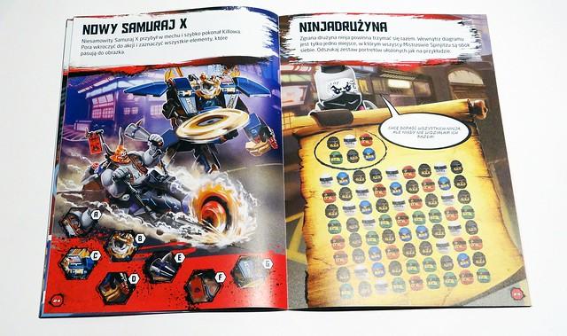 RECENZJA LEGO NINJAGO Synowie Garmadona 5