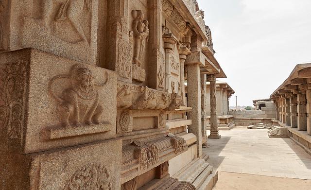 Hazararama temple