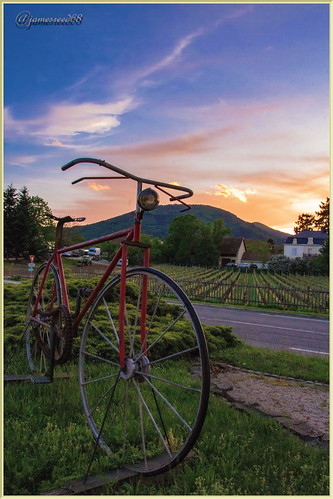 Le vélo pour géant  - Soultz - Haut Rhin
