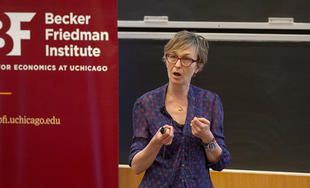 Friedman Forum with Marianne Bertrand