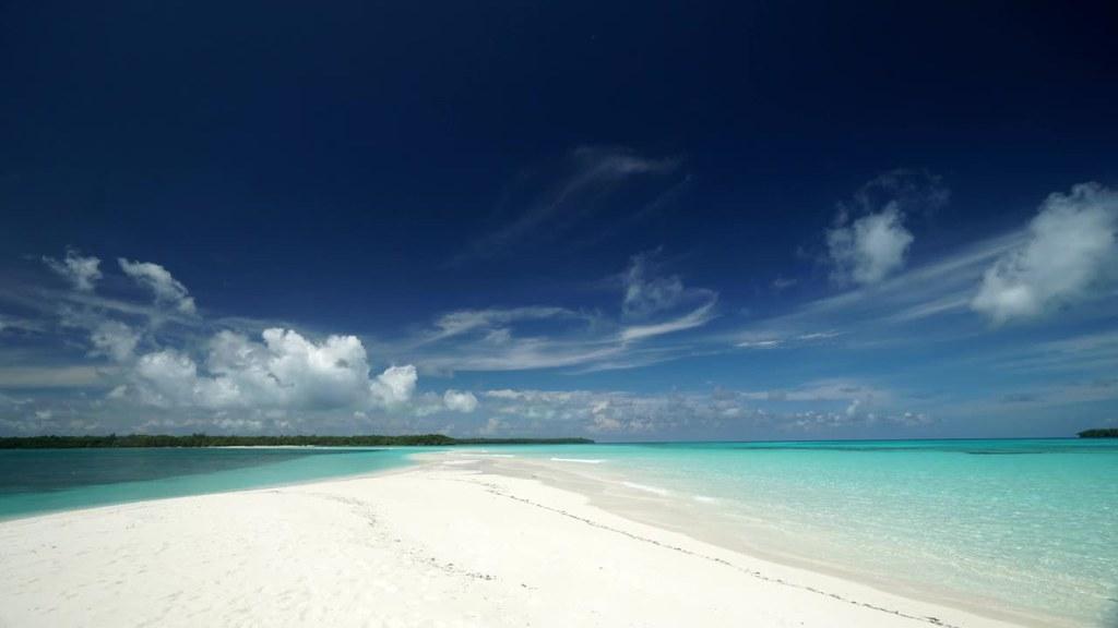 Timelapse of Ngurtafur Beach, Kei Kecil, Maluku