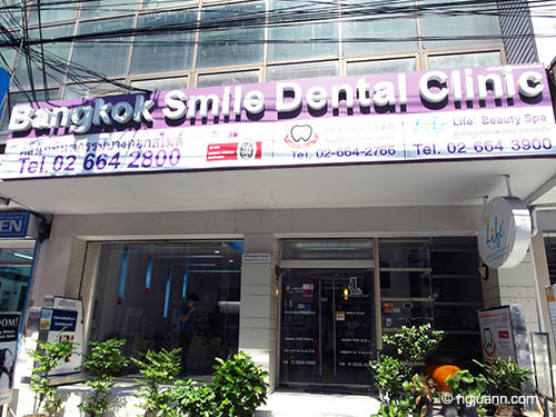 Bangkok Smile Dental Porcelain Veneers