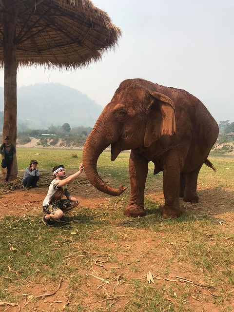Voyage des étudiants de la maison Kappa en Thaïlande