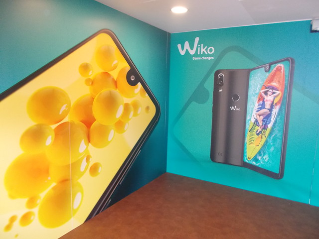 Press day Wiko 2018