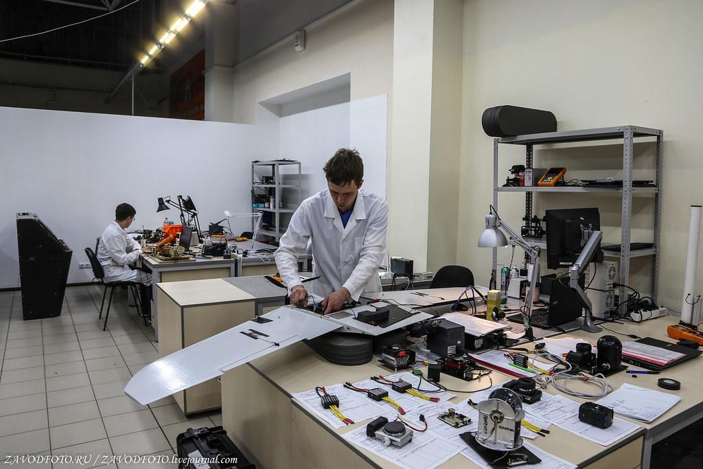 Где в России делают лучшие беспилотники
