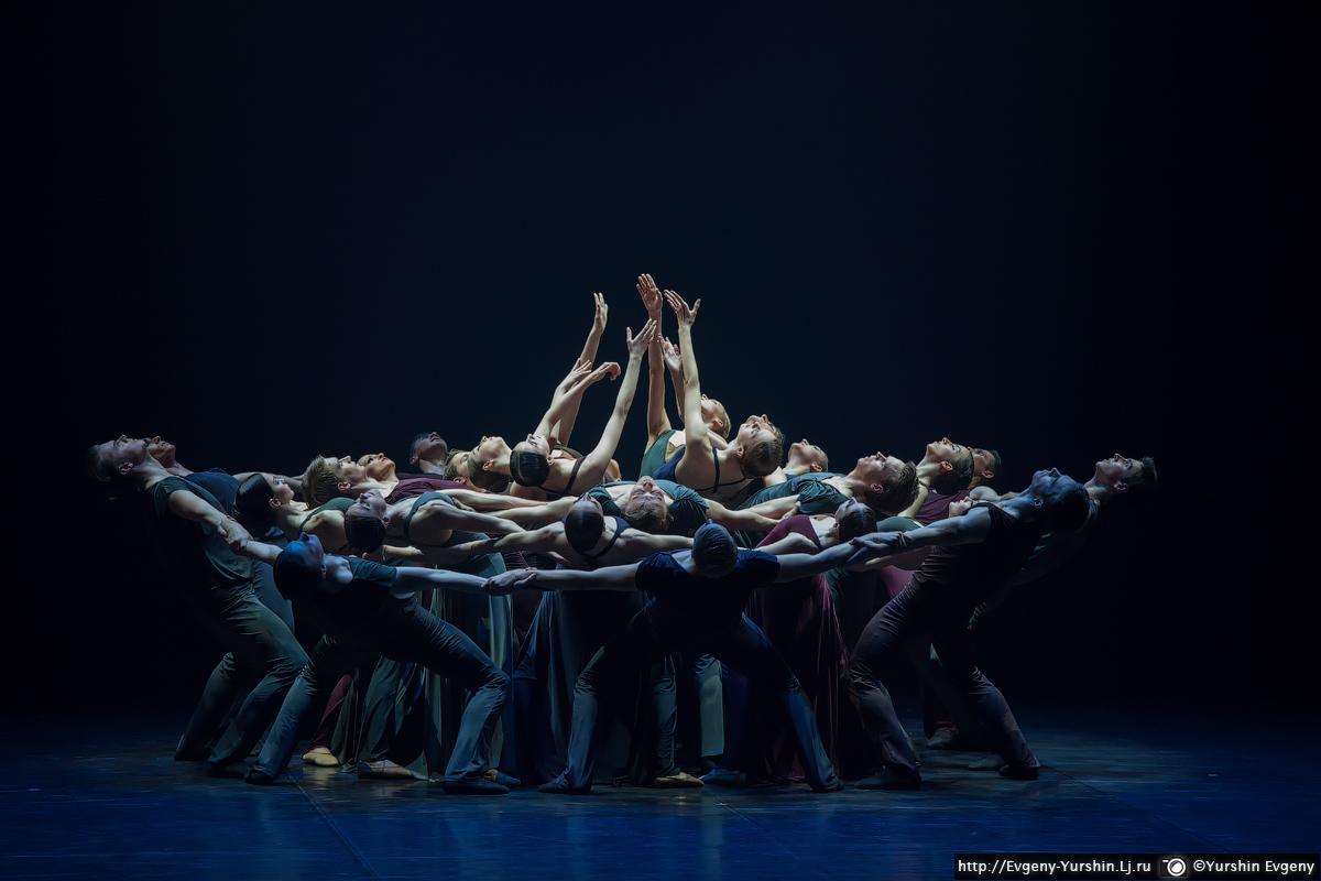 Boris Eifman's Requiem ballet