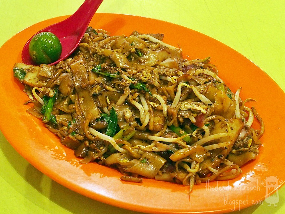 char kway teow, ckt, food, food review, fried kway teow, katong fried kway teow, katong peter fried kway teow, peter, review, singapore, tanjong pagar, tanjong pagar plaza market and food centre,加東炒粿條麵