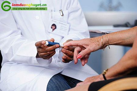 Xét nghiệm glucose huyết lúc đói dùng phổ biến nhất để chẩn đoán tiểu đường