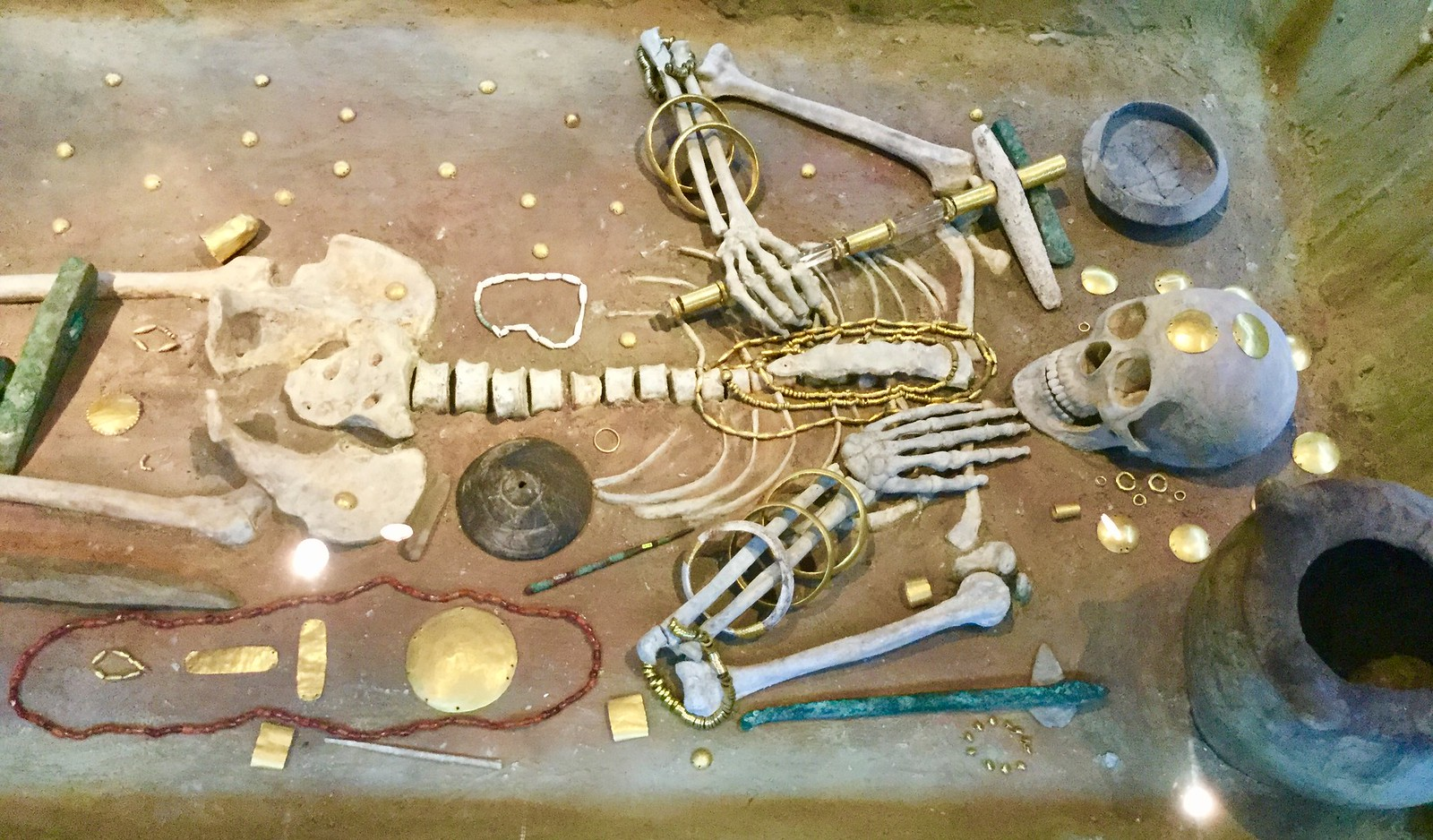 201705 - Balkans - Stone Age king with Earliest Wrought-Gold Artifacts - 39 of 101 - Varna - Varna, May 25, 2017