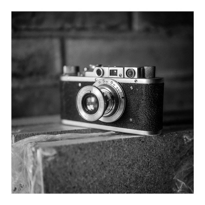 FILM - A bit Leica like a