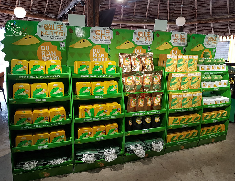 durian bb park products