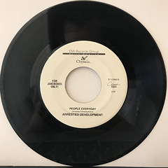 ARRESTED DEVEROPMENT:TENNESSEE(RECORD SIDE-B)