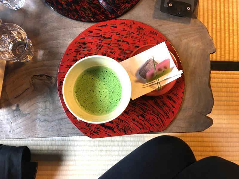 Hiroshima Matcha Tea