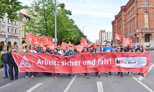 01.05.18: 1.-Mai-Demo des DGB Berlin