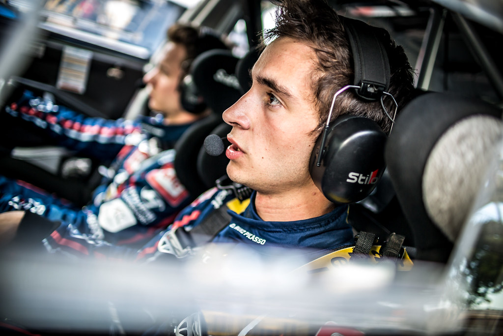LOUBET Pierre louis (fra), LANDAIS Vincent (fra), BRC RACING TEAM, HYUNDAI I20 R5, portrait during the 2018 European Rally Championship ERC Rally Islas Canarias, El Corte Inglés,  from May 3 to 5, at Las Palmas, Spain - Photo Thomas Fenetre / DPPI
