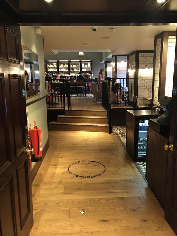 Marriott London Marble Arch - Lobby