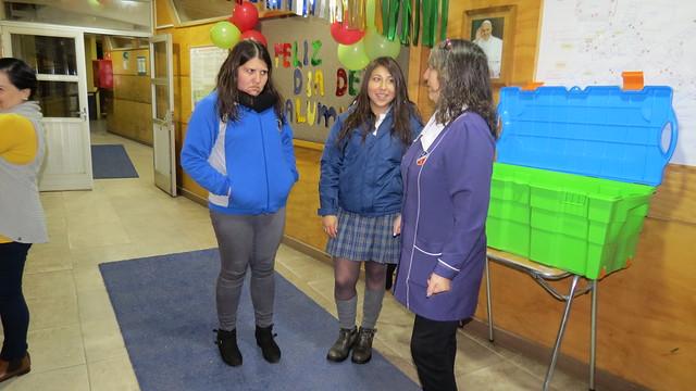 Celebración Día del Alumno en Colegio Seminario