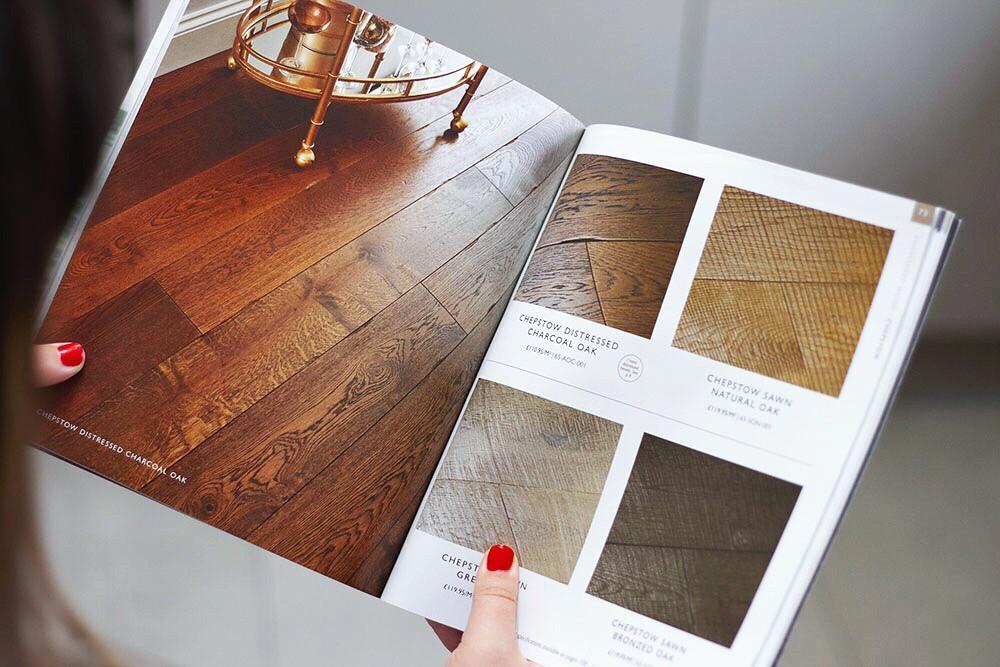 Prettygreentea Woodpecker Flooring