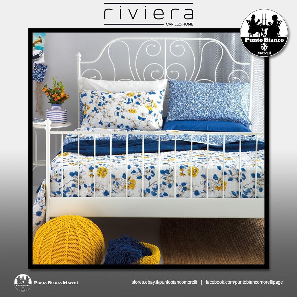 Riviera Home Collection Piumoni.Riviera Jasmine Quilt Spring Autumn Quilted Bedspread Ebay