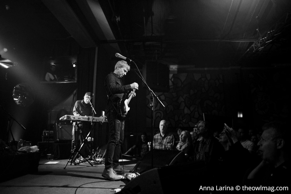 Nada Surf @ Wonder Ballroom, Portland 5/10/18