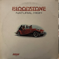 BLOODSTONE:NATURAL HIGH(JACKET A)