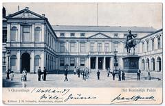 s' Gravenhage - Het Koninklijk Paleis