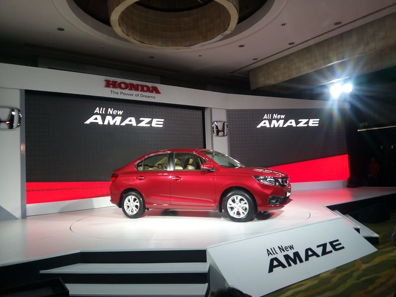 2018 Amaze Launch