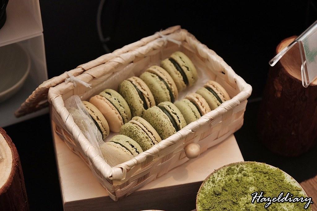 Oh My Matcha Lewin Terrace-Hazeldiary-Macarons