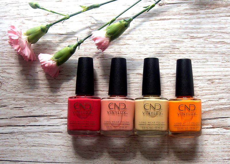CND Vinylux Boho Spirit Collection