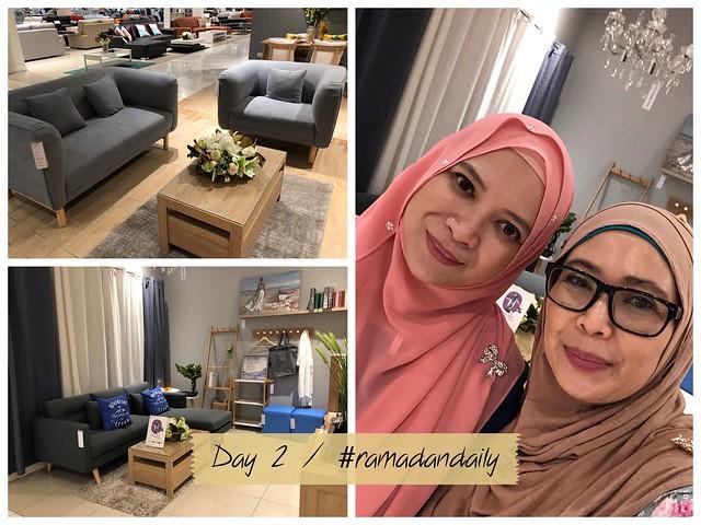 Day 2 / ramadandaily