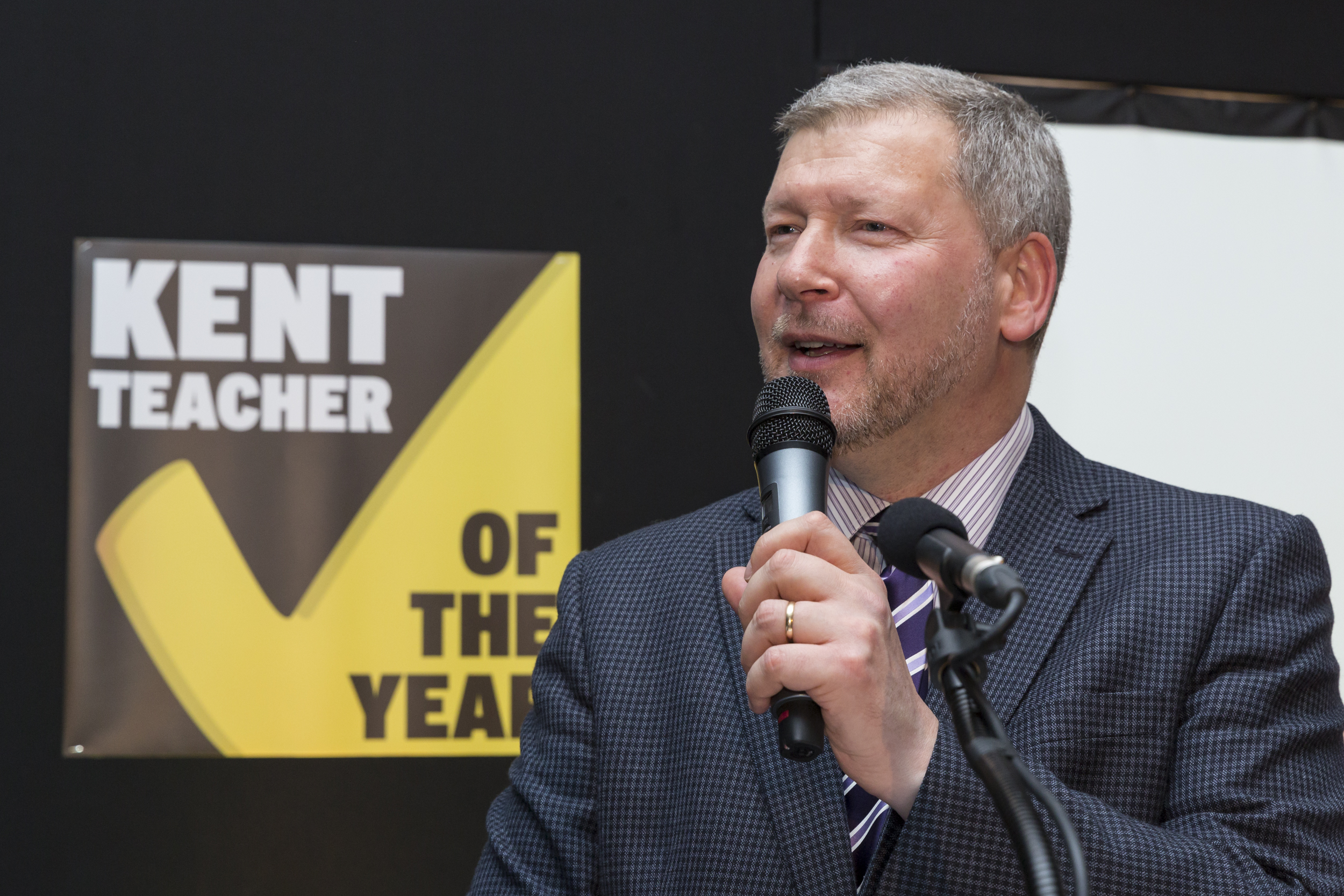 Kent Teacher of the Year 2018
