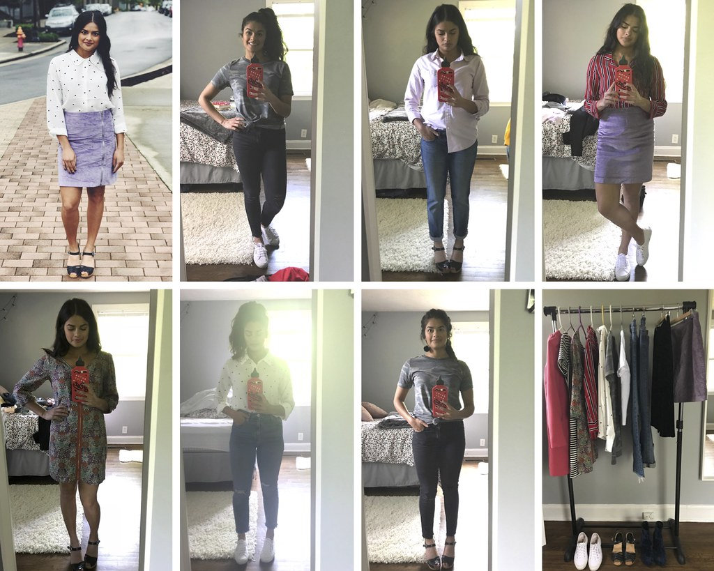 Priya the Blog, Nashville fashion blog, Nashville fashion blogger, Nashville style blog, Nashville style blogger, capsule, capsule project, Spring capsule, minimalism, minimalist Spring capsule, Spring capsule how-to, Spring 15x15 Workweek Capsule, 15 pieces for 15 days, 15 outfits, Spring Workweek Capsule, capsule project, capsule challenge