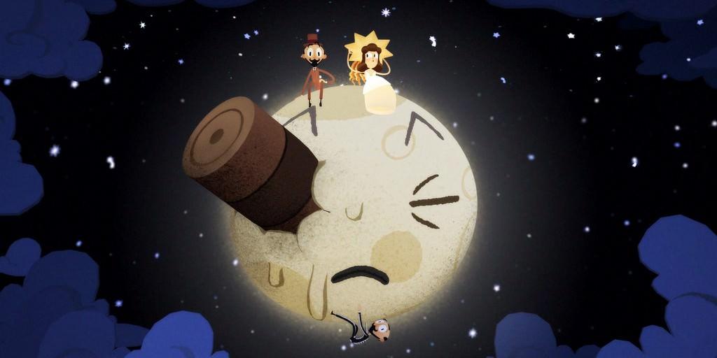 Le premier VR Doodle de Google rend hommage au cinéaste Georges Méliès