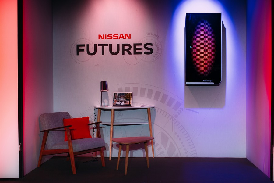 Nissan Energy Solar 1