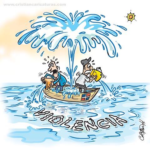 El bote pichao