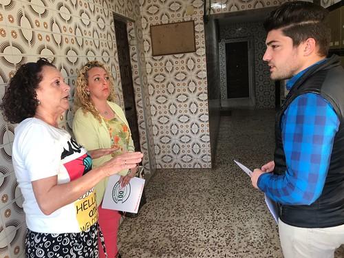 100% Dos Hermanas visita los pisos de Los Quintillos