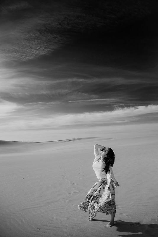 Memory of sand