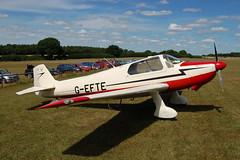 G-EFTE Bolkow Bo207 [218] Popham 110710