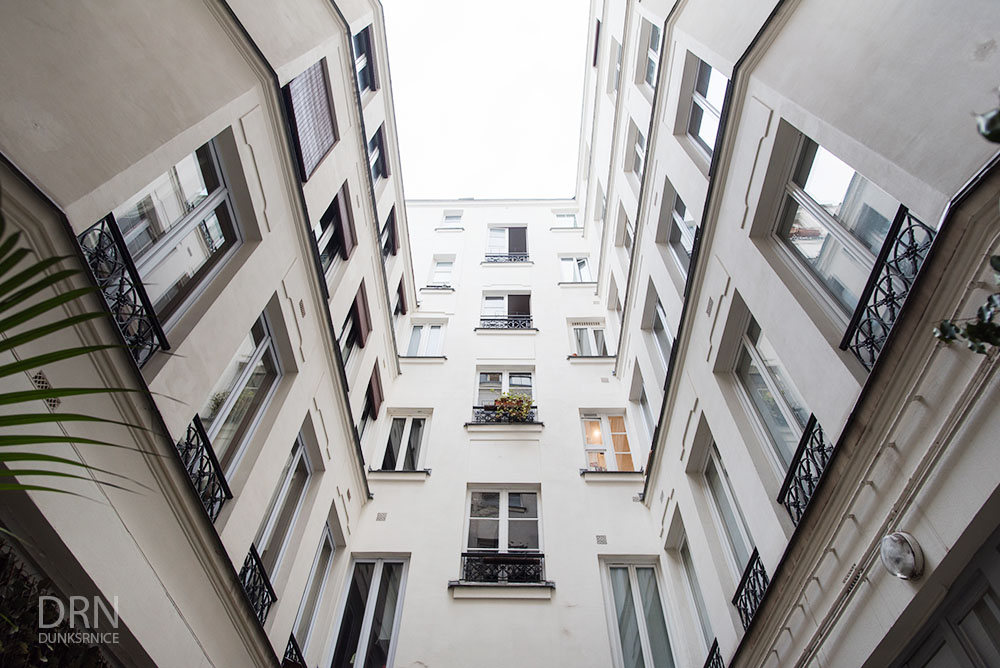 Paris Day One - 2018