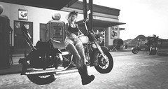 ~Never Without Her Bike~