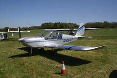 G-CFCT Evektor EV-97 [2008-3208] Popham 050518