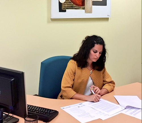 Concejala de Ciudadanos Ana González Pinto