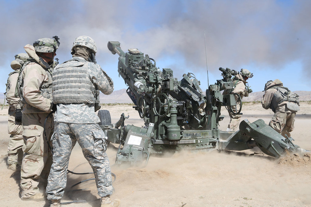 US Soldiers from the 1st Stryker Brigade Combat Team