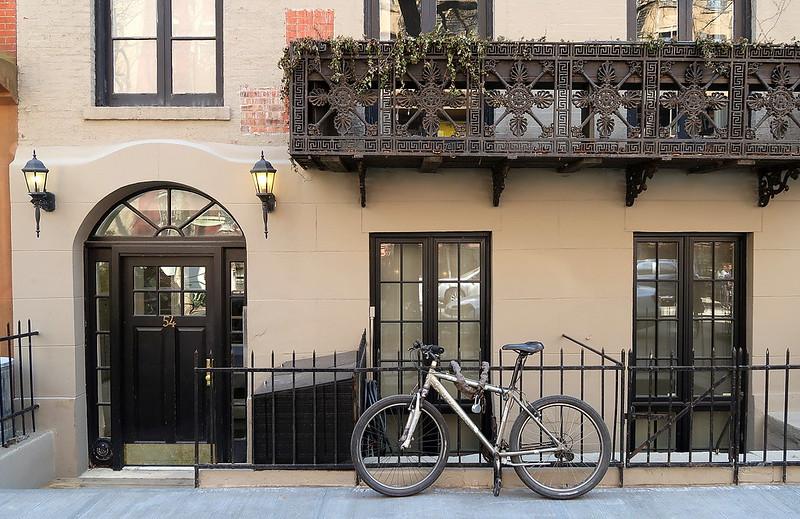 54 Morton Street (1900), Greenwich Village, New York