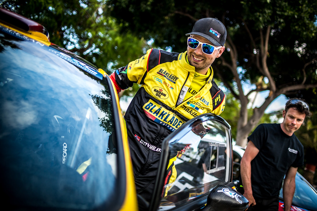 BRYNILDSEN Eyvind, team Eyvind Brynildsen, Ford Fiesta R5, portrait during the 2018 European Rally Championship ERC Rally Islas Canarias, El Corte Inglés,  from May 3 to 5, at Las Palmas, Spain - Photo Thomas Fenetre / DPPI