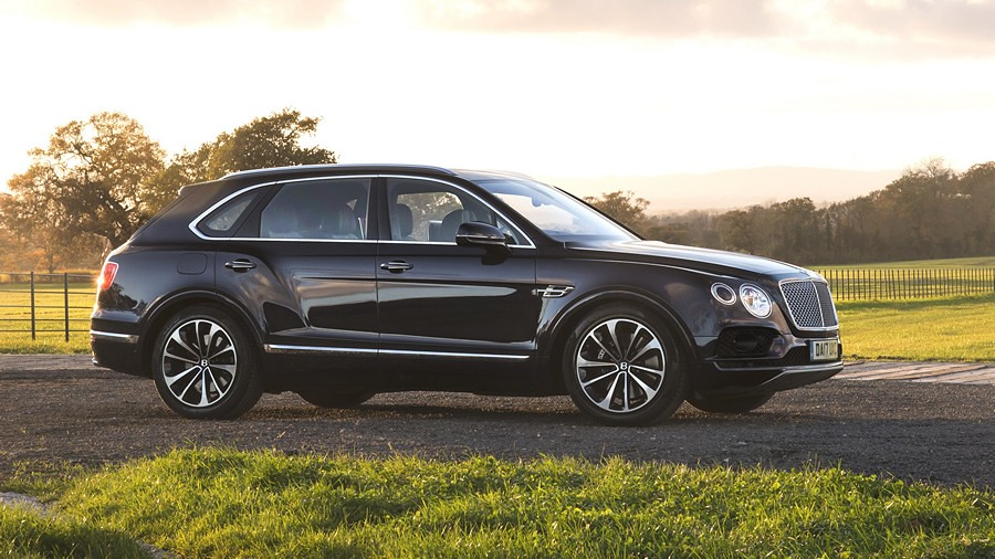 Bentley Bentayga W12 Mulliner