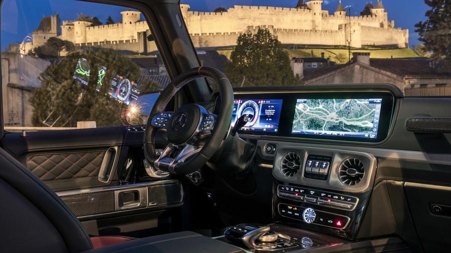 Mercedes-AMG G 63 S Ed1 ent