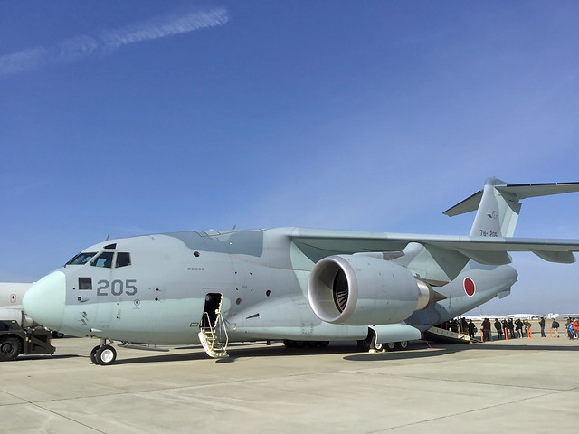 航空自衛隊 第3輸送航空隊 第403飛行隊 C-2 78-1205 IMG_2271_2